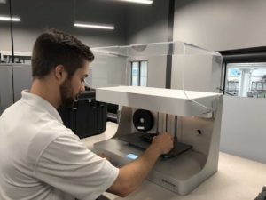 Markforged Mark Two 3D impresora