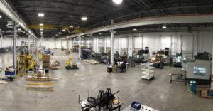 Koops Automation New Shop Carolina del Sur