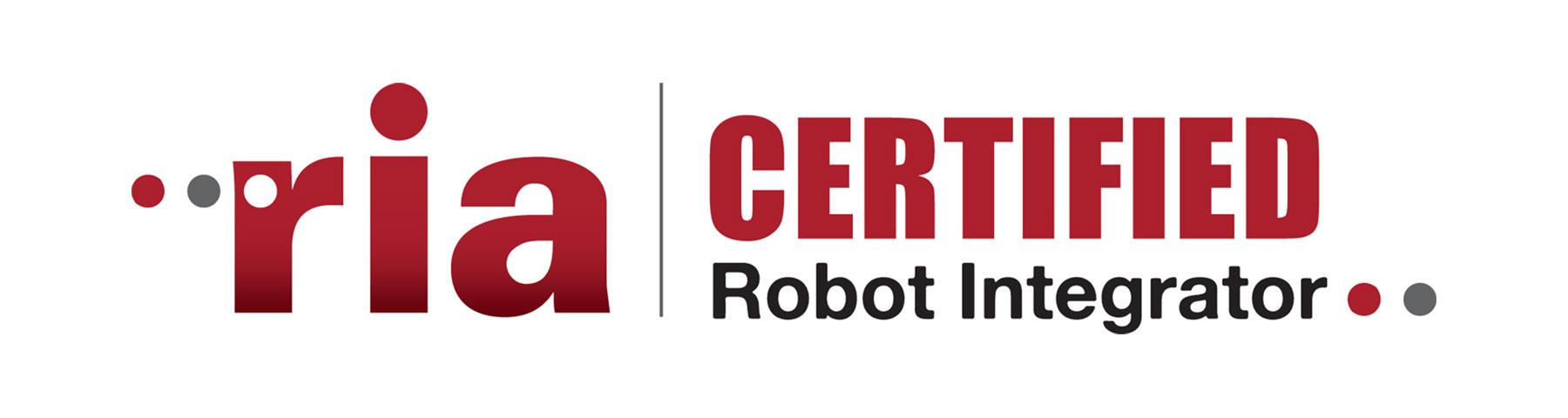 Integrador de robots certificado por RIA